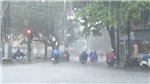 Cảnh báo tối nay Hà Nội mưa lớn