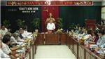 Phó Thủ tướng: Bình Định có những trường hợp bổ nhiệm quá nhanh, thiếu minh bạch