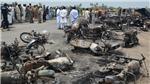 Vụ cháy xe chở dầu: Số người chết vượt 150, Thủ tướng Pakistan tức tốc về nước