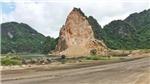 Yêu cầu kiểm tra việc khai thác đá tại vịnh Hạ Long