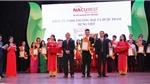 Nano Curcumin tự hào 'ẵm' giải vàng vì sức khỏe cộng đồng năm 2017