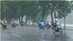 Miền Bắc nhiệt độ tăng, Nam bộ tiếp tục mưa dông