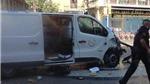 Xe tải lao vào đám đông ở Barcelona, IS nhận trách nhiệm, đã xảy ra nổ súng