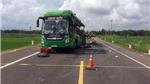 PTI tạm ứng bồi thường vụ tai nạn ô tô tại Bình Định