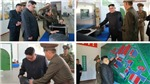 Triều Tiên công bố thiết kế tên lửa mới