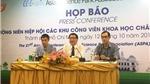 400 đại biểu tham dự Hội nghị thường niên Hiệp hội các Khu công viên khoa học Châu Á