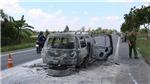 Công an thông tin chính thức vụ đốt xe giết cha, cướp tài sản ở Hậu Giang