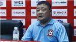 HLV Trương Việt Hoàng: 'Thua Hà Nội FC khiến cầu thủ Hải Phòng không dám giữ bóng'