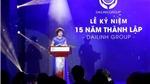 DaiLinh Group kỷ niệm 15 năm thành lập và ra mắt thương hiệu mỹ phẩm độc quyền