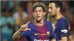 Sergi Roberto sẽ là giải pháp đa nhiệm cho Barca thời hậu Neymar