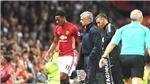 QUAN ĐIỂM: Mourinho không hề bất công với Martial