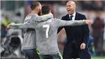 Zidane đã tìm lại nụ cười chiến thắng cùng Real Madrid