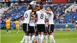 BIG BET: Dự đoán và tỉ lệ Confederations Cup trận Đức - Chile (01h00, 23/6)