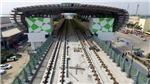 Thông tin chính thức về 'đường ray dự án Cát Linh - Hà Đông bị gỉ sét'