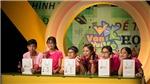 VTV7 ra mắt loạt chương trình hứa hẹn khiến khán giả nhí 'mê tít'