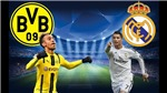 Link sopcast xem trực tiếp trận Dortmund - Real Madrid (01h45, ngày 27/9)