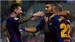 Video clip highlights bàn thắng trận Girona 0-3 Barcelona