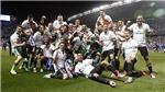 Max Allegri: 'Juventus ở cửa dưới so với Real Madrid'