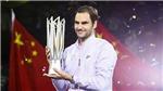 Federer đặt mục tiêu chinh phục mới sau khi vô địch Thượng Hải Masters