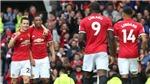 Man United đã thua: Đáng lo đấy, Mourinho!