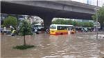 Thời tiết đêm 25 ngày 26/6: Cảnh báo ngập lụt khu vực nội thành Hà Nội