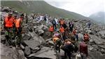Vụ lở đất tại Trung Quốc: Công bố danh tính của 118 người còn mất tích
