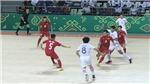 Futsal Việt Nam thắng dễ 8-0 trước Hong Kong (Trung Quốc)