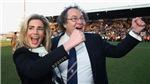 Nữ CEO gợi cảm nhất làng bóng đá tung video 'kỳ quái' để được làm 'sếp' của FA