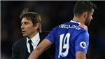 Costa lại chửi Conte vì 'khoảnh khắc điên rồ'
