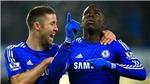 Biểu cảm hài hước của Zouma 'HOT' hơn cả chiến thắng của Chelsea trên mạng xã hội