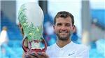 TENNIS 21/8: Dimitrov vô địch Cincinnati Open 2017. Hoàng Nam được xếp hạng hạt giống số 1 tại SEA Games 29