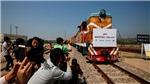 Lần đầu tiên có xe lửa nối trực tiếp từ London tới Trung Quốc