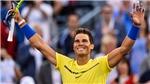 TENNIS 15/08: Rafael Nadal lên số một ATP, Serena Williams kiếm tiền nhất thế giới