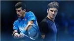 TENNIS ngày 24/10: Federer sắp lập kỷ lục về tiền thưởng, Djokovic chuẩn bị tái xuất, Muray bán vợt