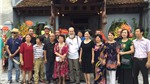 Khánh thành nhà lưu niệm nhà văn Kim Lân tại làng Phù Lưu