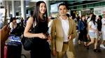 Hoa hậu Hoàn vũ 2005 Natalie Glebova đến Việt Nam đươc đón bằng 'xế sang'