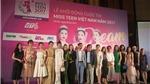Miss Teen Việt Nam trở lại sau 5 năm vắng bóng