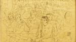 Những tranh nào của Nghiêm - Liên - Sáng - Phái, Trí - Lân - Vân - Cẩn sắp lên sàn?