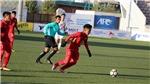 U16 Việt Nam thua U16 Australia, tự thu hẹp cánh cửa đi tiếp