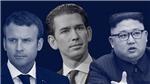 'Thần đồng chính trị' Sebastian Kurz và những nhà lãnh đạo trẻ măng đã và đang làm 'thay đổi thế giới'