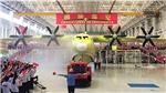 Thủy phi cơ lớn nhất thế giới của Trung Quốc bay chuyến đầu tiên