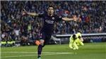 Espanyol 0-3 Barcelona: Luis Suarez lập cú đúp, Barca tiếp tục dẫn đầu bảng