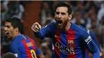 Messi được cộng đồng mạng tung hô màn trình diễn siêu hạng ở trận 'Kinh điển'