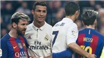 Tràn ngập những cử chỉ 'nhạy cảm', thân mật giữa Ronaldo và Messi