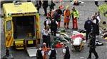 Nổ súng bên ngoài tòa nhà Quốc hội Anh, có thể là khủng bố
