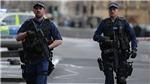 IS đứng sau vụ tấn công ngoài tòa nhà Quốc hội Anh