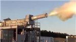 Hải quân Mỹ khoe súng điện từ phóng tên lửa nhanh gấp 6 lần vận tốc âm thanh