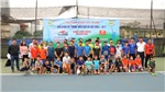 Khởi tranh giải Quần vợt Thanh thiếu niên Hà Nội Tour 2017