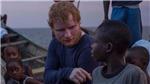 Ed Sheeran cứu nạn nhân ấu dâm sau khi nghe chuyện đời buồn của các em