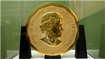 Đồng tiền vàng 100 kg tại bảo tàng Đức 'không cánh mà bay'